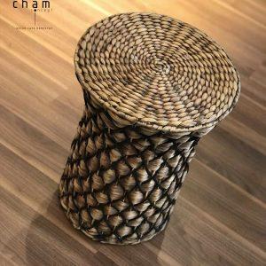 Bàn gỗ chân sắt DLB02